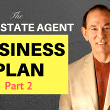 Real Estate Agent Business Plan - Part 2